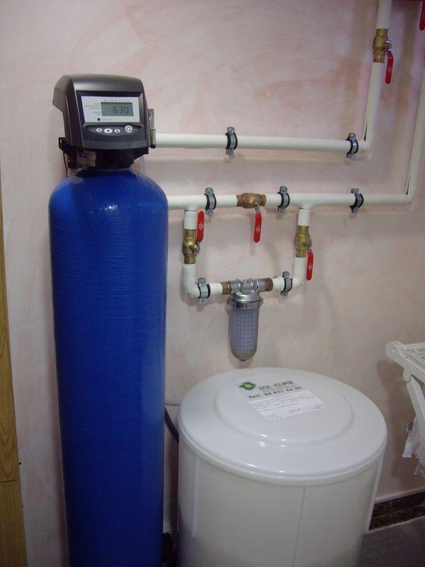 Agua instalaciones espinosa for Precio instalacion descalcificador